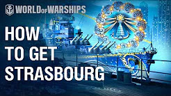 How to get Strasbourg