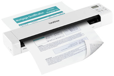 Brother DS-920DW Mobile Scanner Driver Download