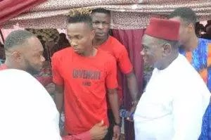 "Super Eagles Striker ""Samuel Chukwueze"" Arrives In Abia State on friday"