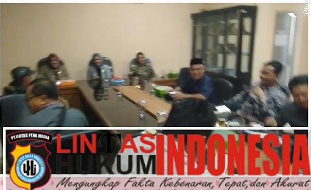 Dua Kali Diundang Dinas PUPR Tak Hadir, Komisi IIII DPRD Kabupaten Pangandaran Kesal