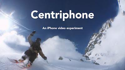 Teknik Selfie Centriphone, Sensasi Selfie Berbeda Dari Yang Lain