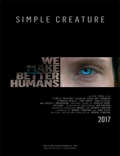 Ver Simple Creature (2016) Online