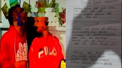 Sepasang Kekasih di Toraja Ditemukan Gantung Diri Meninggalkan Sepucuk Surat