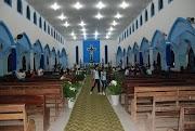 Igreja Católica de Esperantinópolis sofre tentativas de incêndios supostamente criminosos.