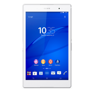 Xperia Z3 Tablet Compact SGP612 Android 6.0.1 Marshmallow