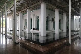 Masjid Agung di Palembang