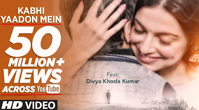 Kabhi Yaadon Mein Song Hindi lyrics