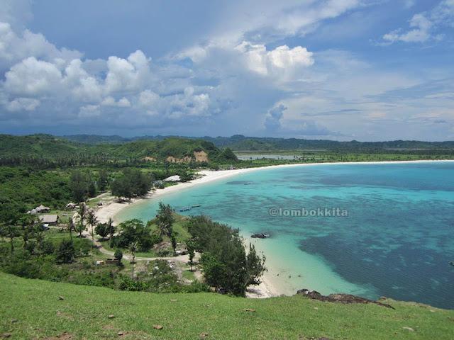 Mari liburan ke Bukit Merese Lombok