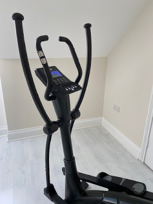 DKN XC-140i Elliptical Cross Trainer review