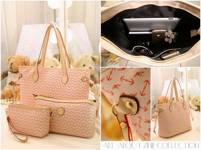VCA1879 Colour Pink Material PU Size L 33 W 15 H 23 Weight 0.95 Price Rp  195 dc2fd315fb