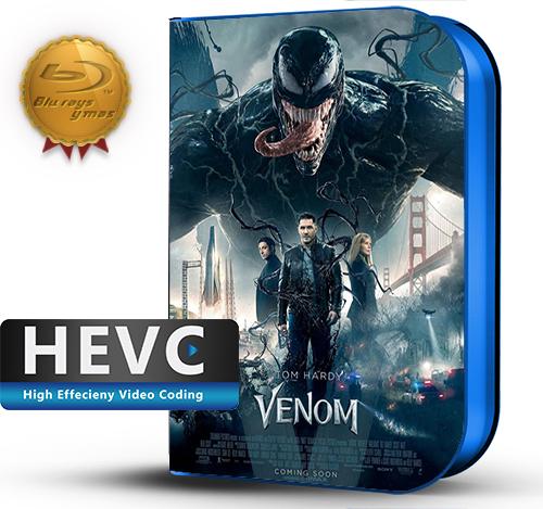 Venom (2018) 1080P HEVC-8Bits BDRip Latino/Ingles(Subt.Esp)(Acción, Super Héroes)
