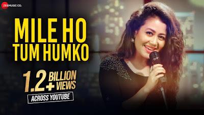 Mile Ho Tum Humko song Lyrics - Neha Kakkar   Tony Kakkar   Fever