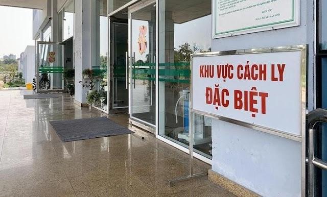 Việt Nam thêm 2 ca mắc Covid-19 thứ 93 và 94