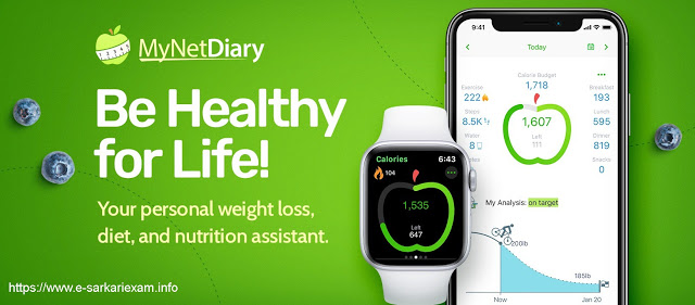 MyNetDiary Fitness App