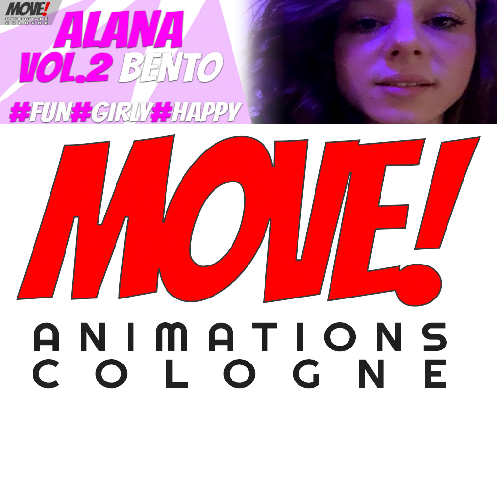 MOVE! Cologne X ALANA VOL2 BENTO