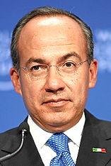 De World Economic ForumCopyright by World Economic Forum / Photo by Remy Steinegger - Felipe Calderon - World Economic Forum Annual Meeting Davos 2009 on Flickr - Photo Sharing!, CC BY-SA 2.0, https://commons.wikimedia.org/w/index.php?curid=65437669