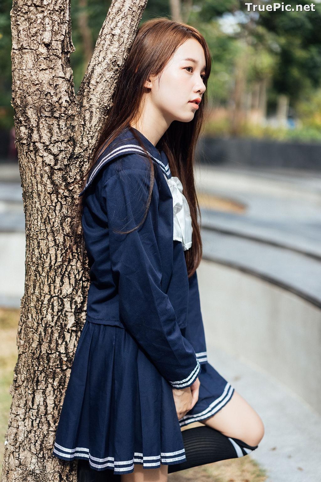 Image Thailand Cute Model - Pimpisa Kitiwini - After School - TruePic.net - Picture-3