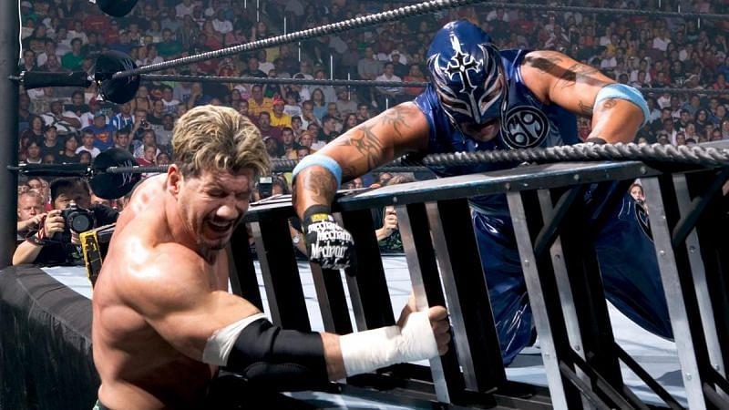 Eddie Guerrero vs. Rey Mysterio