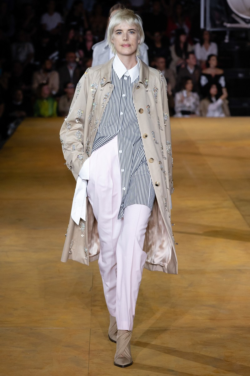 Burberry Primavera 2020 - London Fashion Week