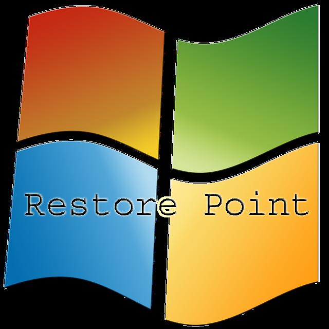 cara restore windows 7,8,10