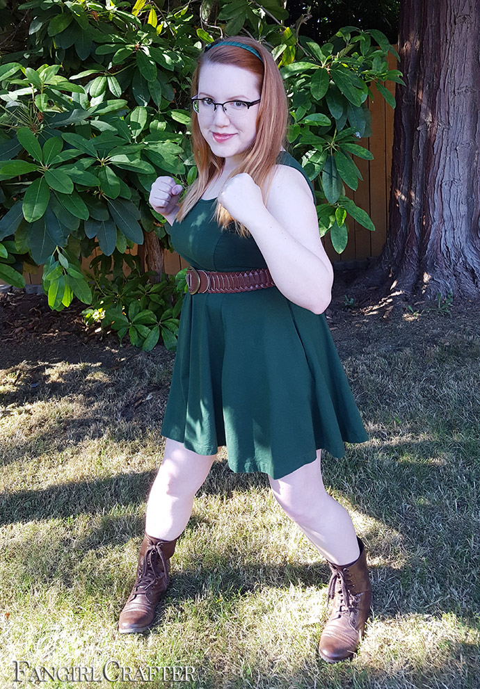 Casual Cosplay Connections outfit Link by Fangirl Crafter
