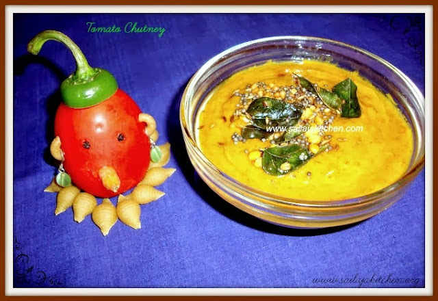 photo of Tomato Pachadi/Chutney