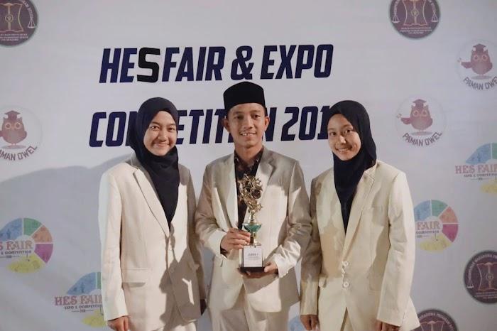 SMAN 1 Matangkuli Raih Medali Emas Pada Acara Hes Fair 2019