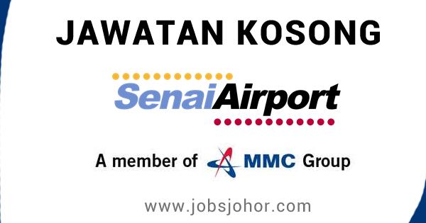 Jawatan Kosong Senai Airport Terkini Mei 2016