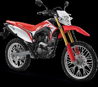 HARGA Honda CRF150L bandung