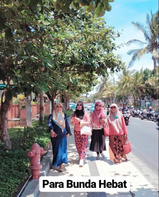 Mombassador SGM Eksplor Goes To Bali, Kuta Beach