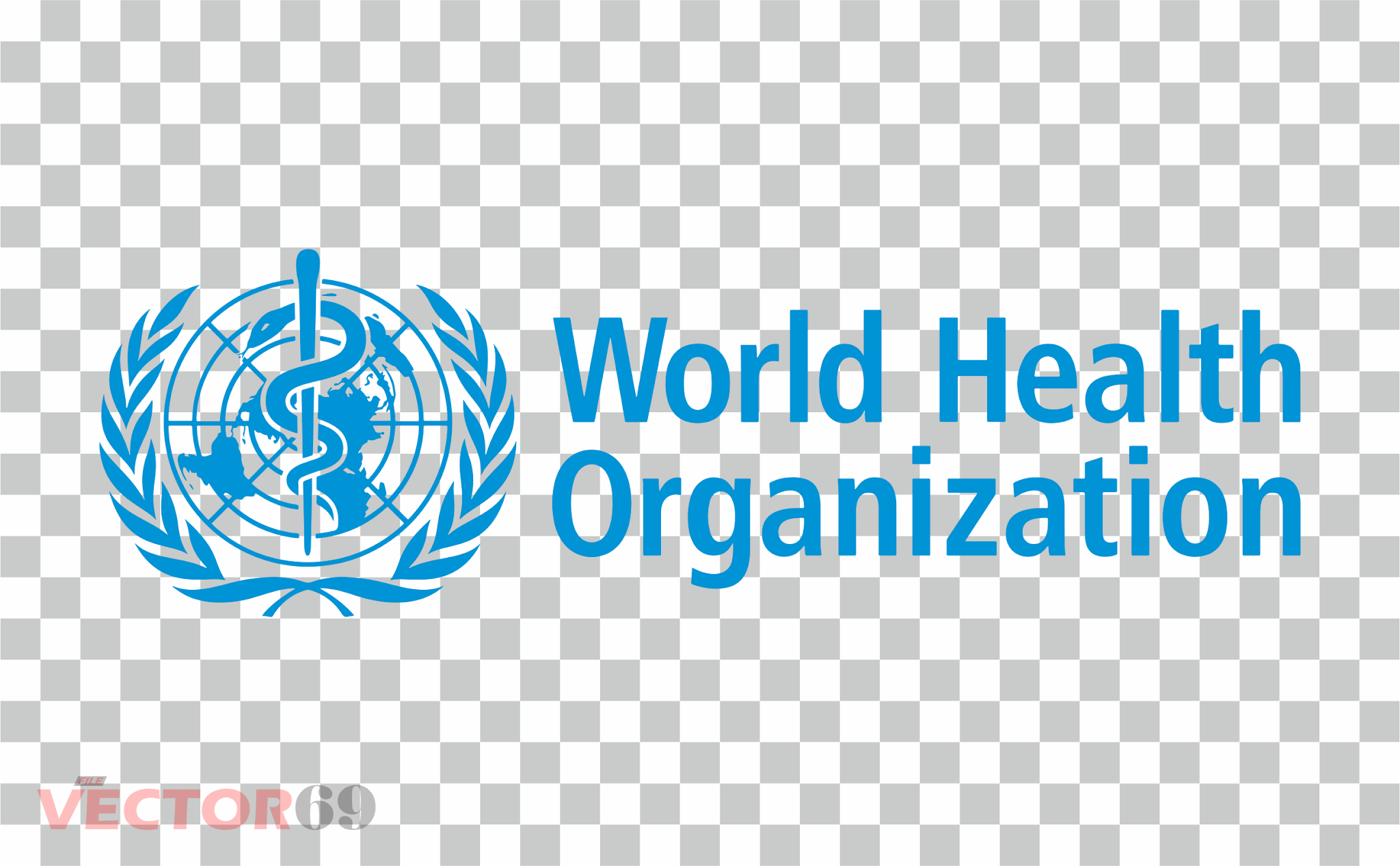 WHO (World Health Organization) Logo - Download Vector File PNG (Portable Network Graphics)