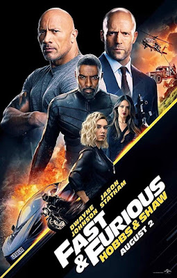 Sinopsis Film Fast & Furious Presents : Hobbs & Shaw