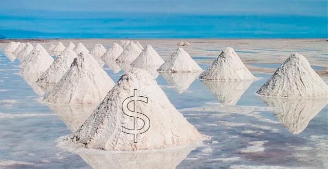 Denuncias de irregularidades rodean al litio en Chile