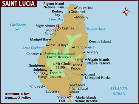 Let S Go Saint Lucia