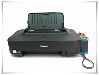 Cara Memasang Infus Printer Canon ip2770 Beserta Gambarnya