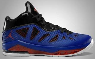 premium selection 1b673 af86c NBA 2K13 Jordan Melo M8 Knicks Away Shoes