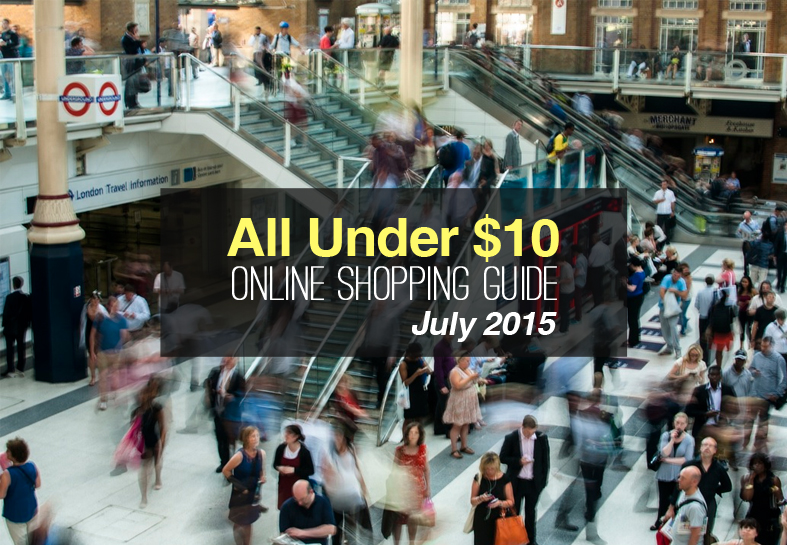 All Under $10 Online Shopping Singapore Guide - Picodi Singapore