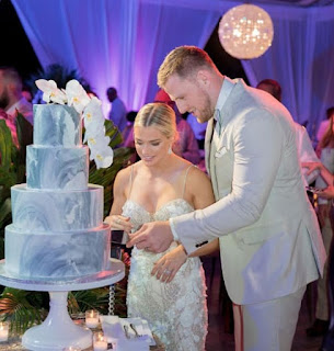 Jj Wart And Kealia Wedding