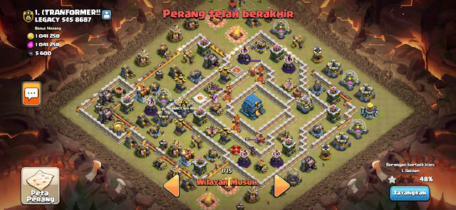 Base War Th 12 Unik 5
