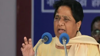 no-place-for-violence-in-protest-mayawati