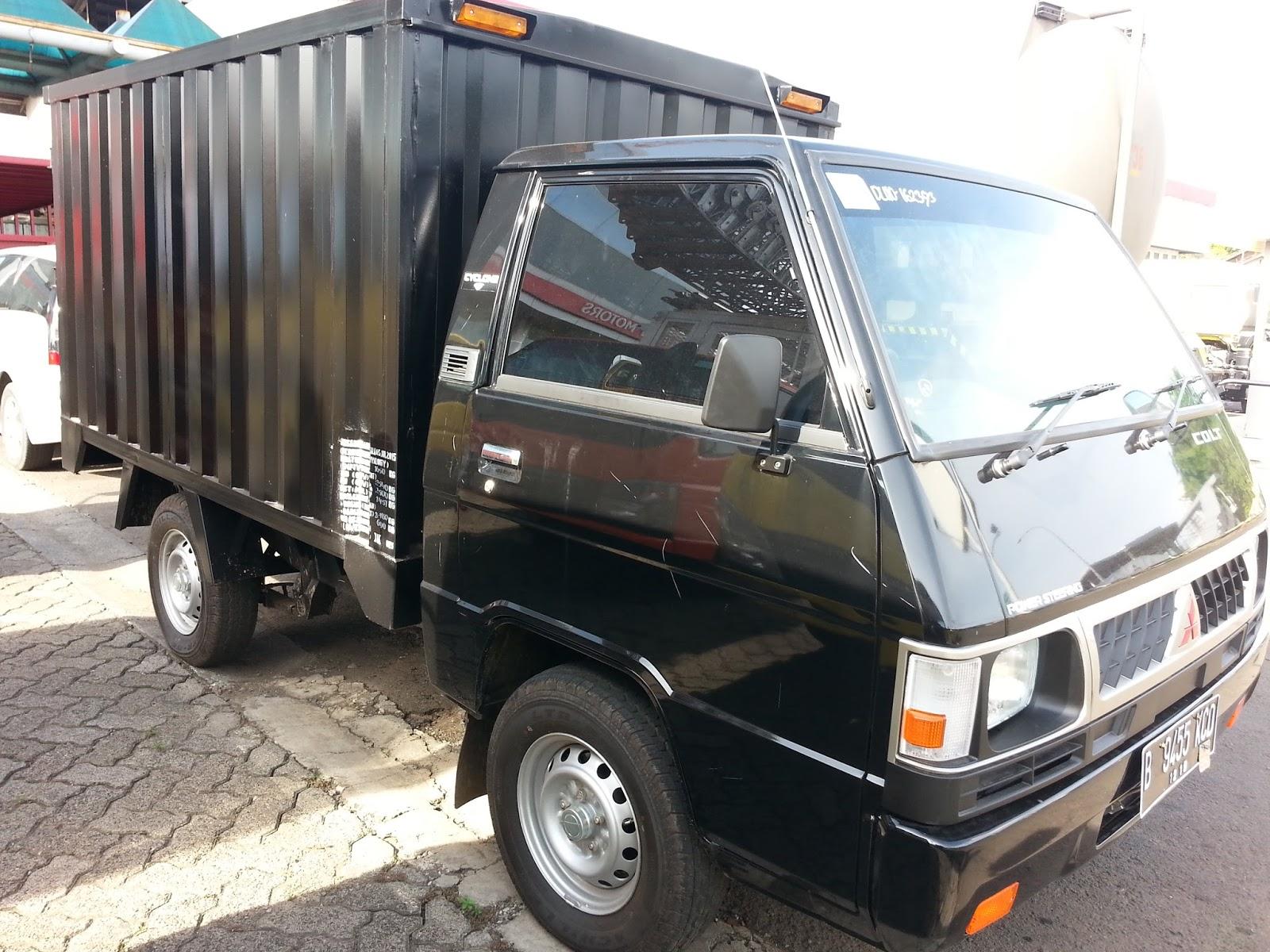 Harga Mitsubishi Colt L300 Box Besi Container Kapasitan Angkutan 2 3 Ton Informasi Dan Spesifikasi 081316667680