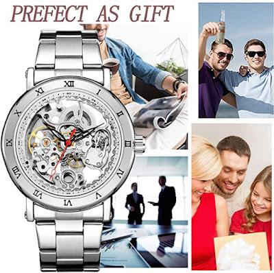 Wristwatch Mechanical Men