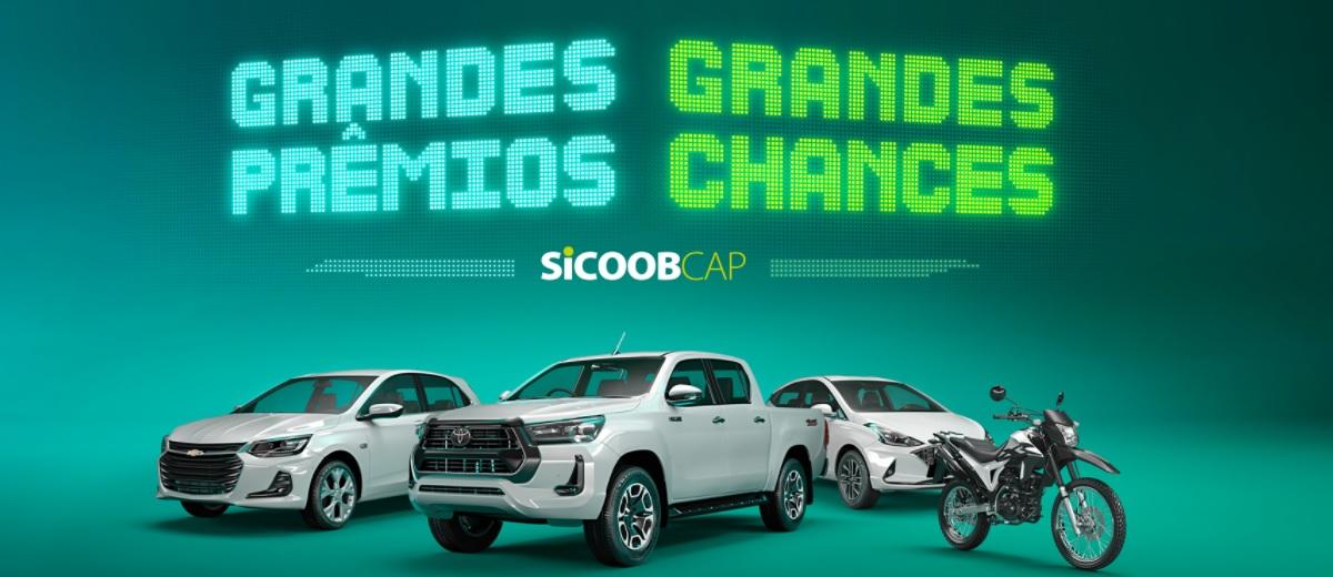 Promoção SICOOBCAP Grandes Prêmios Grandes Chances