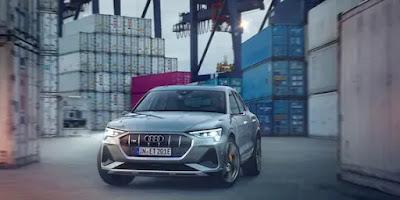 Carshighlight.com 2020 Audi e-Tron Sportback Review