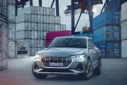 2020 Audi e-Tron Sportback Review, Specs, Price