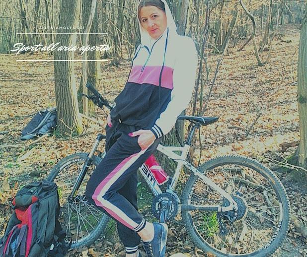 fashion blogger abbigliamento sportivo