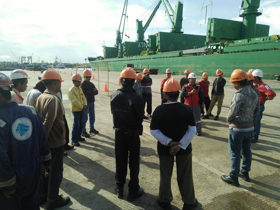 Safety Induction Pelabuhan Batu Ampar