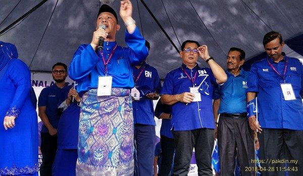 PRU14: 28 Orang Calon Muda Ditampilkan BN Bertanding Di Kerusi Parlimen