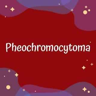 Pheochromocytoma - Gangguan Pembuluh Darah