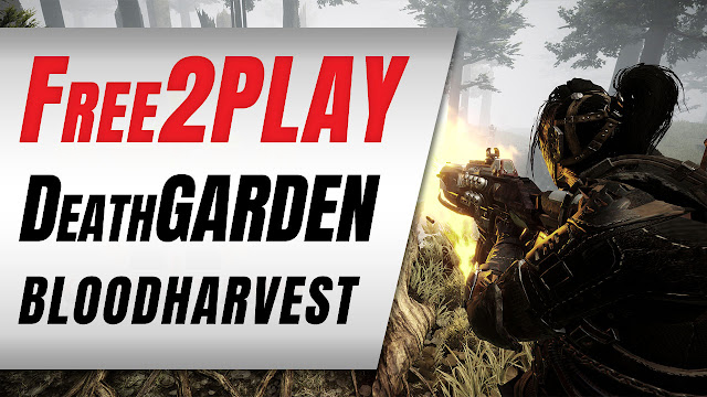 Deathgarden: Bloodharvest Now Free-To-Play • Gaming News